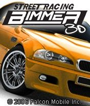 Download free mobile game: Bimmer Street Racing 3D - download free games for mobile phone
