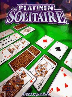 Download free mobile game: Platinum Solitaire - download free games for mobile phone