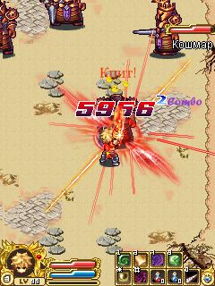 Mobile game Ji war gods 2: Crime and Punishment - screenshots. Gameplay Ji war gods 2: Crime and Punishment