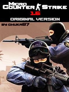 Download free mobile game: Micro Counter Strike 1.6 MOD - download free games for mobile phone