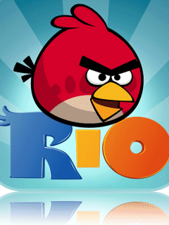 Mobile game Angry Birds Rio - screenshots. Gameplay Angry Birds Rio