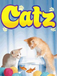 Download free mobile game: Catz - download free games for mobile phone
