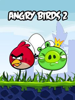 Download free mobile game: Angry Birds 2 - download free games for mobile phone