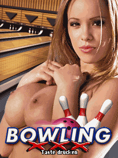Download free mobile game: Bowling XXX - download free games for mobile phone