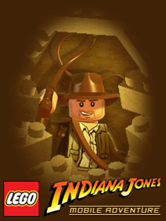 Lego Indiana Jones Mobile Adventure game ponsel Java jar
