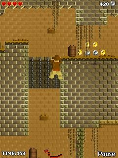 Mobile game Lego Indiana Jones Mobile Adventure - screenshots. Gameplay Lego Indiana Jones Mobile Adventure