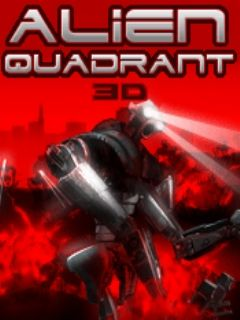 Download free mobile game: Alien Quadrant 3D - download free games for mobile phone