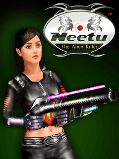 Download free mobile game: Neetu: The Alien Killer 3D - download free games for mobile phone