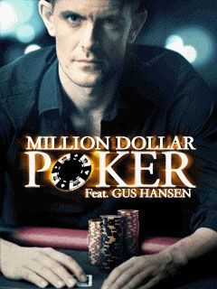 Download free mobile game: Million Dollar Poker - download free games for mobile phone