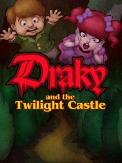 Download free mobile game: Draky and The Twilight Castle - download free games for mobile phone