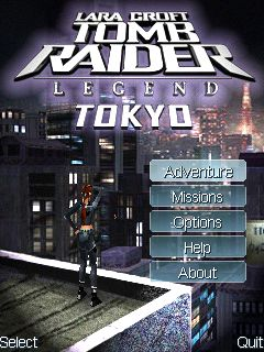 Download free mobile game: Tomb Raider - Legend Tokyo - download free games for mobile phone