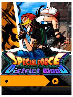 Download free mobile game: Special Force District Blood - download free games for mobile phone