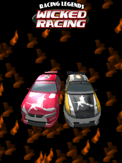 Download free mobile game: Wicked Racing - download free games for mobile phone
