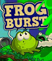 Mobile game Frog burst - screenshots. Gameplay Frog burst