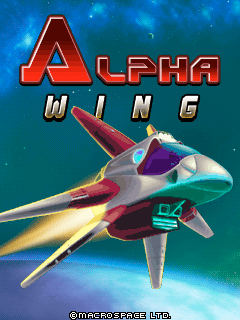 Mobile game Alpha Wing - screenshots. Gameplay Alpha Wing