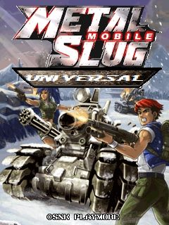 Download free mobile game: Metal Slug Universal - download free games for mobile phone