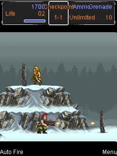 Mobile game Metal Slug Universal - screenshots. Gameplay Metal Slug Universal