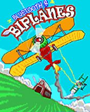 Download free mobile game: Bluetooth BiPlanes - download free games for mobile phone