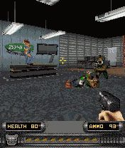 Mobile game Duke Nukem 3D - screenshots. Gameplay Duke Nukem 3D