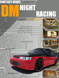 Download free mobile game: DM Night Racing 3D - download free games for mobile phone