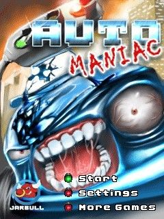 Download free mobile game: Auto Maniac - download free games for mobile phone