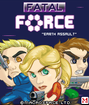 Download free mobile game: Fatal Force: Earth Assault - download free games for mobile phone
