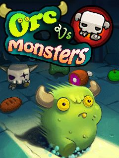 Download free mobile game: Orc vs. Monsters - download free games for mobile phone
