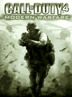 Mobile game Call of Duty 4: Modern Warfare