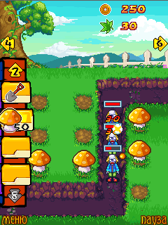 Mobile game Happy Farm Zombies - screenshots. Gameplay Happy Farm Zombies