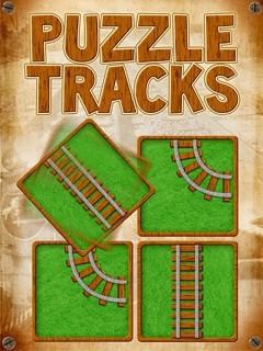 Mobile game Puzzle Tracks - screenshots. Gameplay Puzzle Tracks