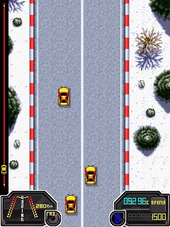 Mobile game Fast Drag Racing 2011 - screenshots. Gameplay Fast Drag Racing 2011