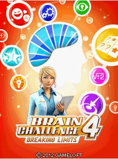 Mobile game Brain Challenge 4 Breaking Limits - screenshots. Gameplay Brain Challenge 4 Breaking Limits