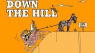 In addition to the  game for your phone, you can download Down The Hill for free.