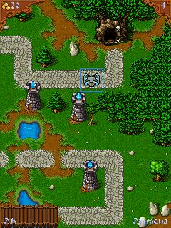 Mobile game Tower Defence - screenshots. Gameplay Tower Defence