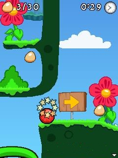 Mobile game Bounce Tales - screenshots. Gameplay Bounce Tales