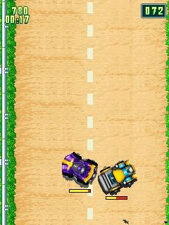 Mobile game Car Crash Racing 2 - screenshots. Gameplay Car Crash Racing 2