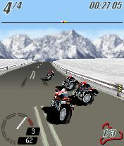 Mobile game Ducati 3D Extreme - screenshots. Gameplay Ducati 3D Extreme