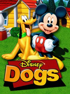 Mobile game Disney Dogs - screenshots. Gameplay Disney Dogs