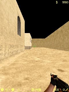Mobile game Micro Counter Strike Source - screenshots. Gameplay Micro Counter Strike Source