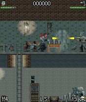 Mobile game The Crow - screenshots. Gameplay The Crow