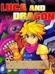 In addition to the  game for your phone, you can download Luca and Dragon for free.