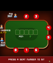 Mobile game Mobile Poker Club Online - screenshots. Gameplay Mobile Poker Club Online