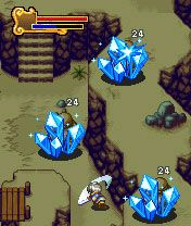 Mobile game Saint Stone Knights Legend2 - screenshots. Gameplay Saint Stone Knights Legend2