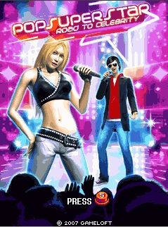 Mobile game Pop Superstar - screenshots. Gameplay Pop Superstar