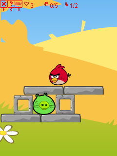 Mobile game Angry Birds Arcade: Birds Return - screenshots. Gameplay Angry Birds Arcade: Birds Return