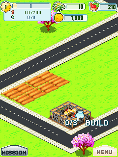 Mobile game Little Big City - screenshots. Gameplay Little Big City