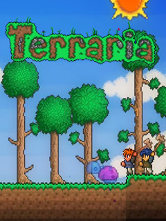 Mobile game Terraria mobile - screenshots. Gameplay Terraria mobile