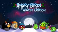In addition to the  game for your phone, you can download Angry Birds Winter Edition for free.