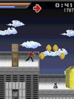 Mobile game Downtown dash - screenshots. Gameplay Downtown dash