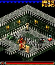 Mobile game Ancient Ruins - screenshots. Gameplay Ancient Ruins